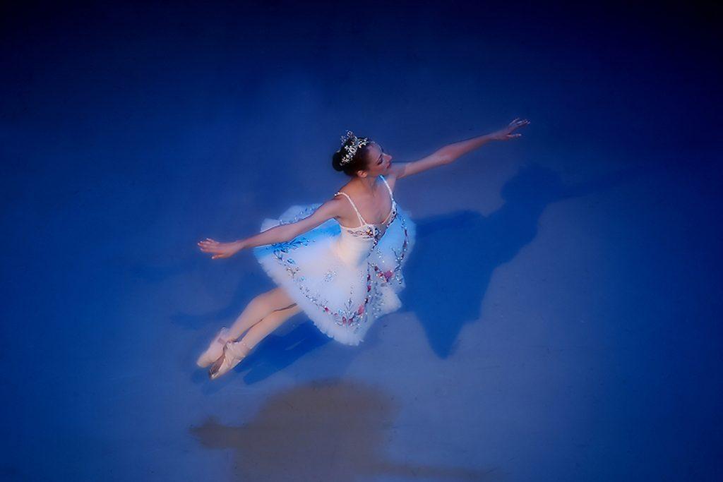 tekmovanje v baletu
